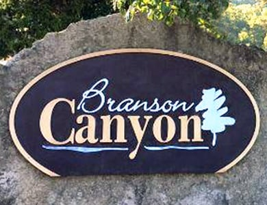Branson Canyon Homes For Sale Charlie Gerken