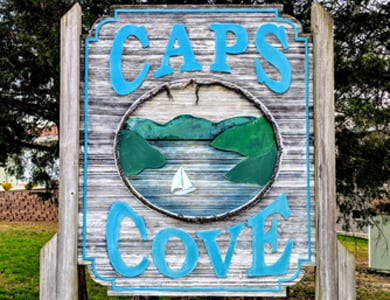 Caps Cove Homes For Sale Charlie Gerken