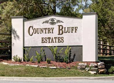 Country Bluff Estates Homes For Sale Charlie Gerken