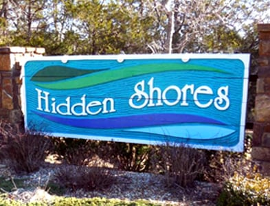Branson West Hidden Shores Homes For Sale