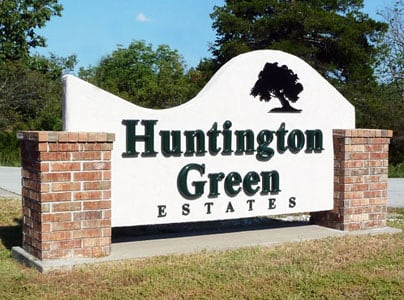 Branson Huntington Green Estates Homes For Sale