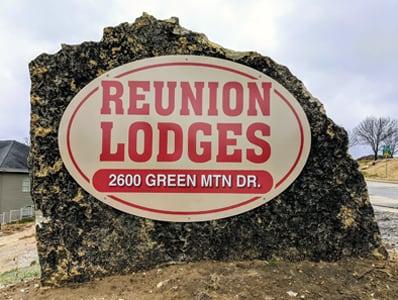 Branson Reunion Lodges For Sale Charlie Gerken