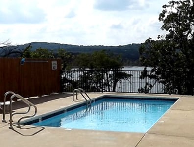 Table Rock Sunset Condos Branson Missouri