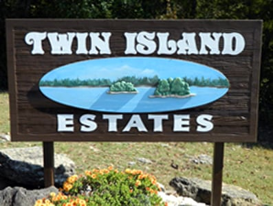 Blue Eye Twin Island Estates Homes For Sale