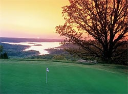 Top of the Rock Golf Course, Branson